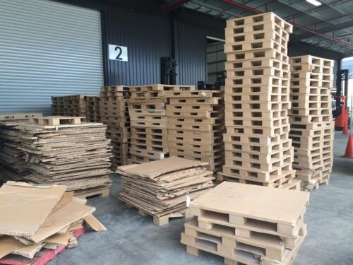 Bunnings: Distribution Centre Packaging Waste Recovery