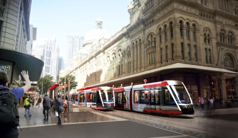 CBD & South East Light Rail in Sydney: Sustainability Services