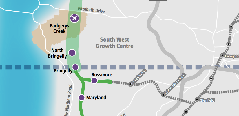TfNSW: Whole of Life Study for South West Rail Link