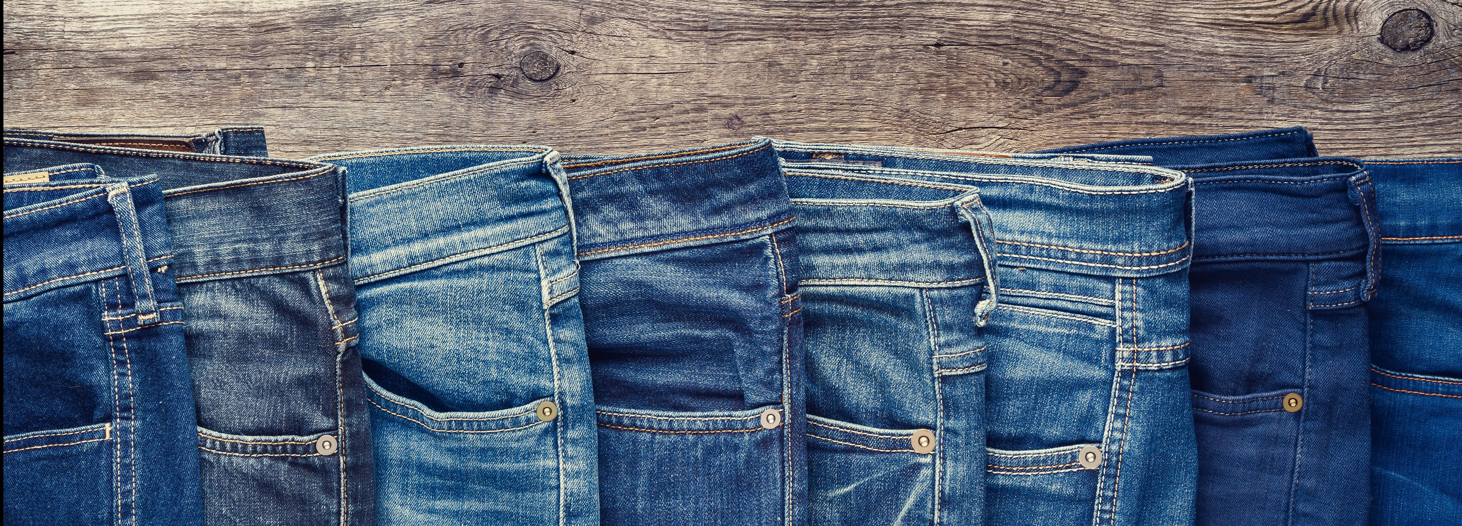 Re-use jeans - Mud Jeans