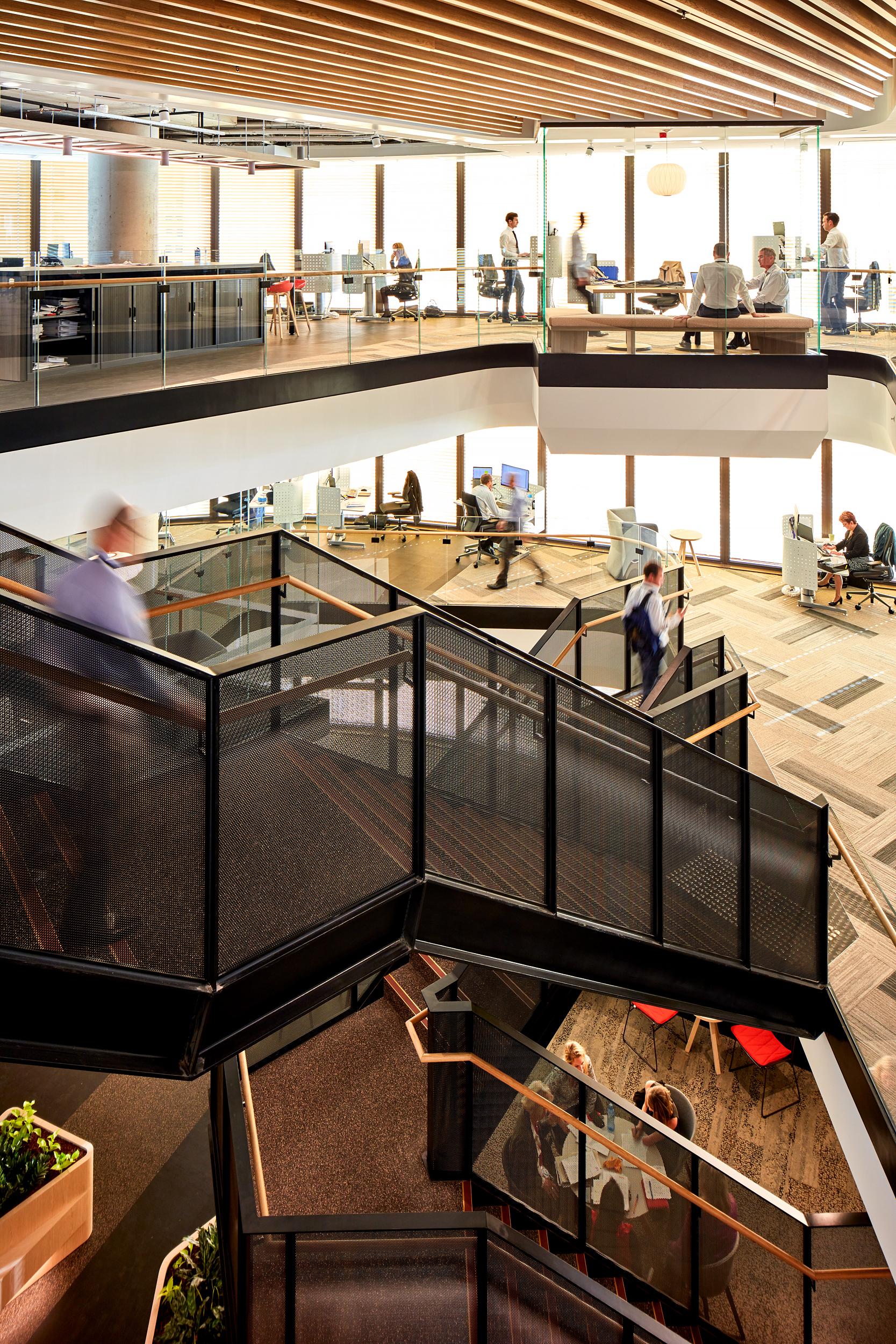 WELL rating: Mirvac's headquarters, 200 George Street, Sydney