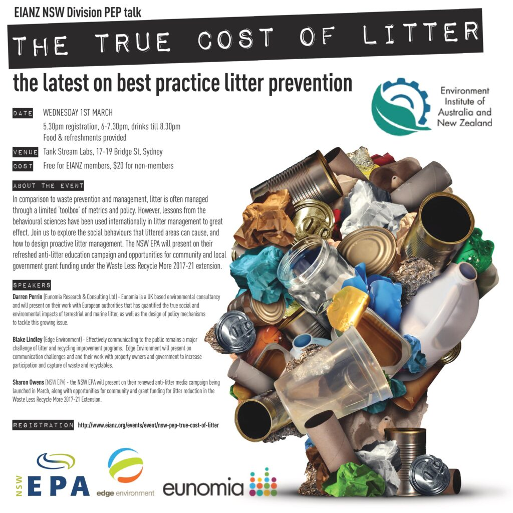 The True Cost of Litter