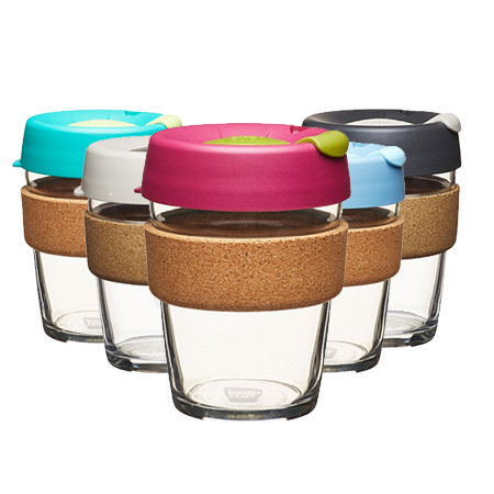 KeepCup coffee cup life cycle assessment and benchmark