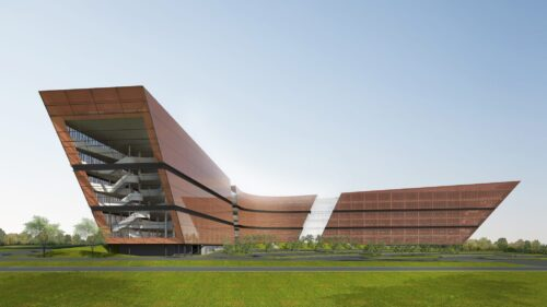 Sydney Science Park whole building LCA and climate change risk assessment