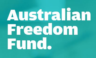Make More Good for September 2019: Australian Freedom Fund